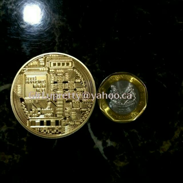 Bitcoin Collectible 1 Troy Ounce