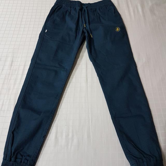 Black Chamber Fairplay Skinny Jogger Pants Size 30