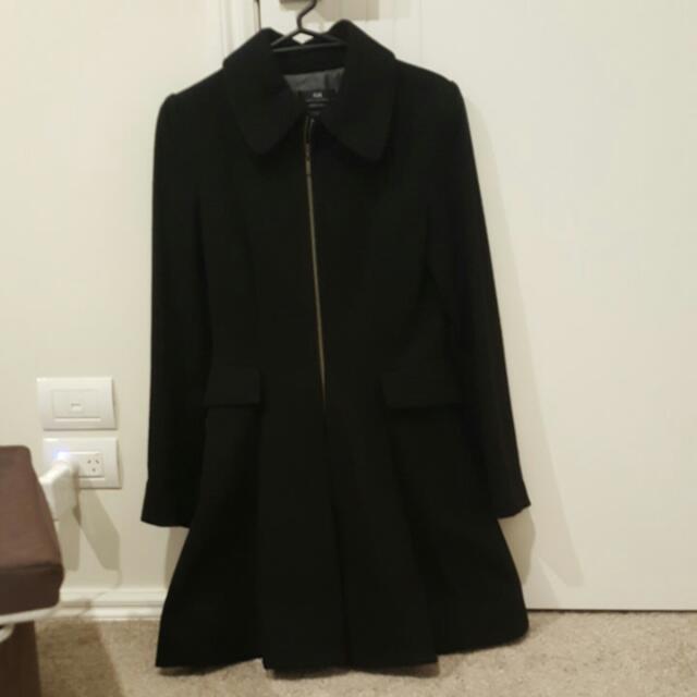 Black Coat CUE
