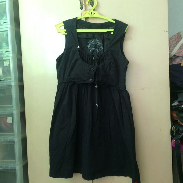 Espirit Black Dress
