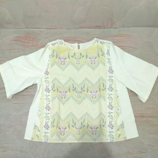 Blouse Semi Batik