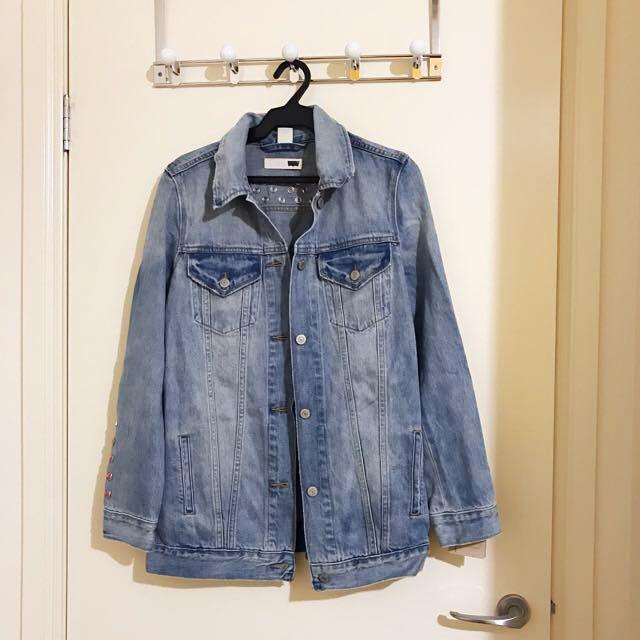 LEVI'S Vintage Oversized Denim Jacket