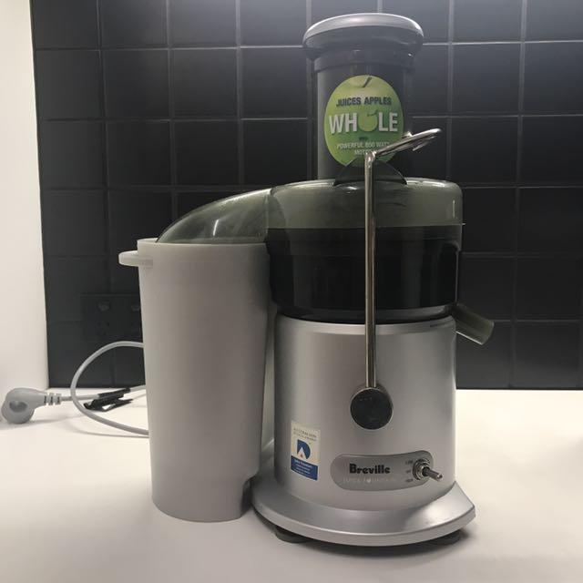 Breville Juice Maker