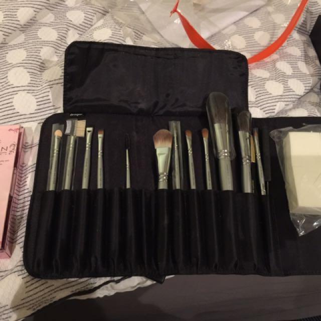 Makeup Set From Beauty School