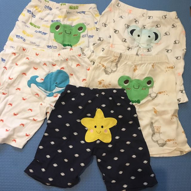 Carter's Gartered Shorts For 18-24mos