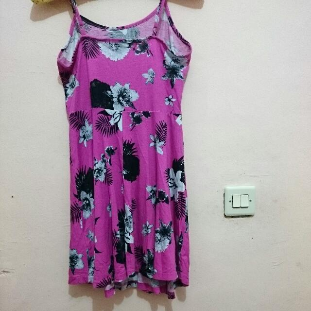 Cotton On Flowery Dress