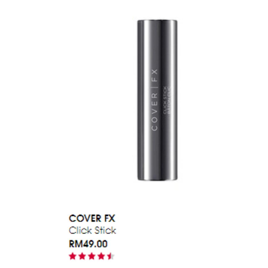 Cover FX : Click Stick  [NEW]