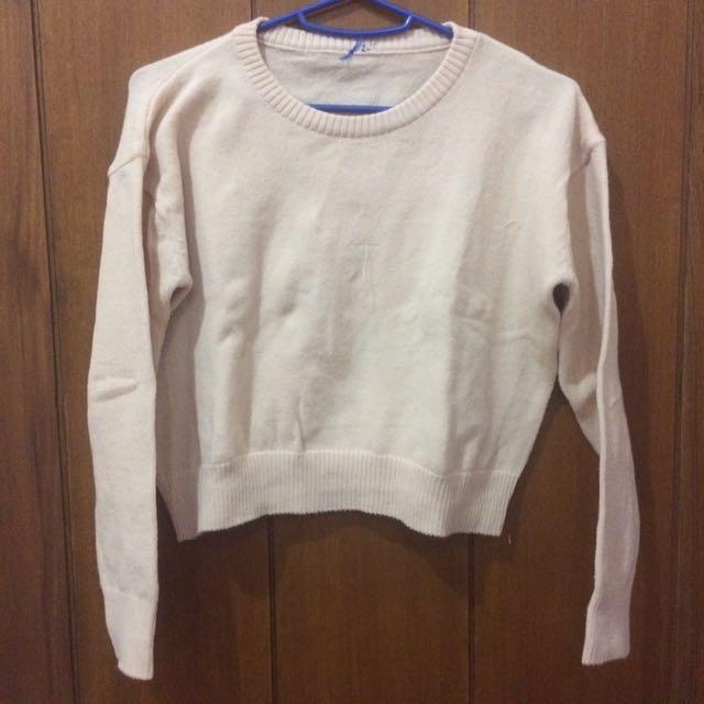 Crop Sweater/sweatshirt