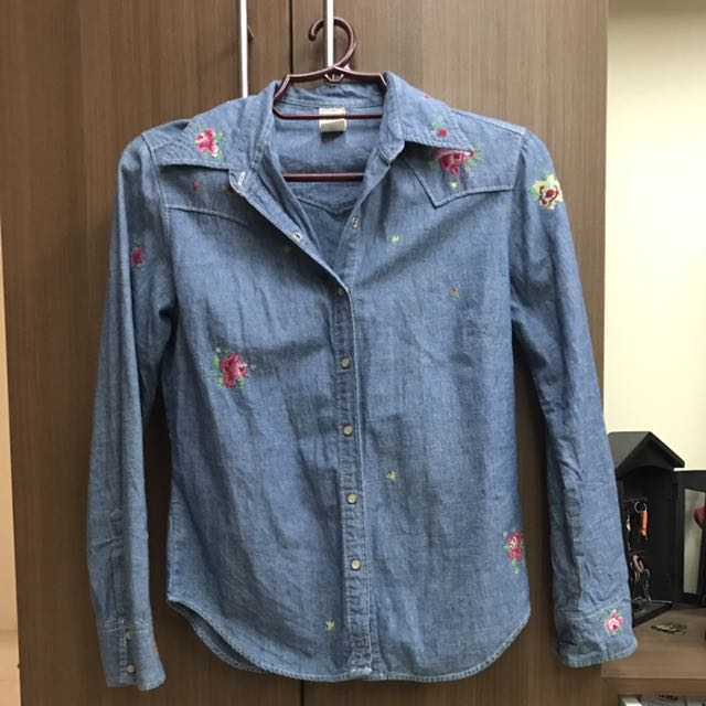 Gap Denim jacket - repriced!