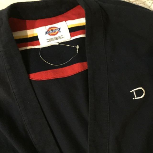 Dickies 藏青薄外套