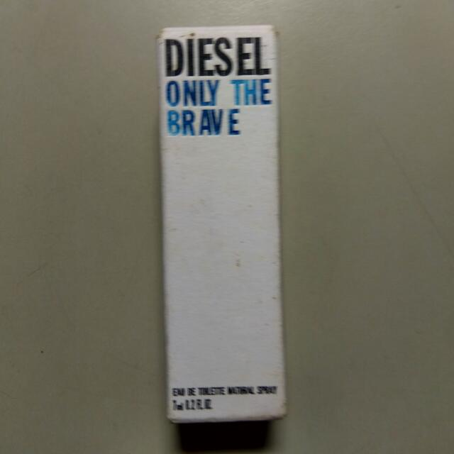 清櫃打折出清/DIESEL Only The Brave7ml