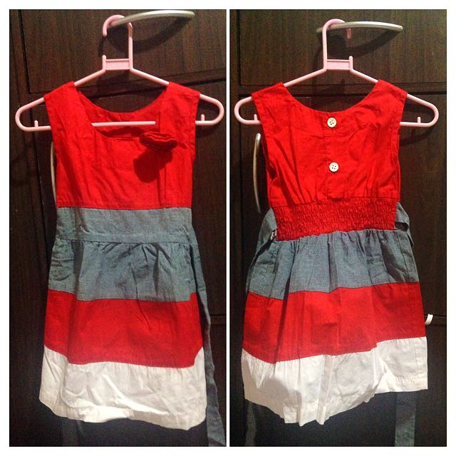 Dress Fit To 2-4yrs Old