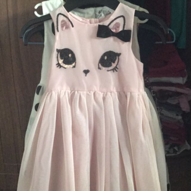 dresses for kids pm me for interested
