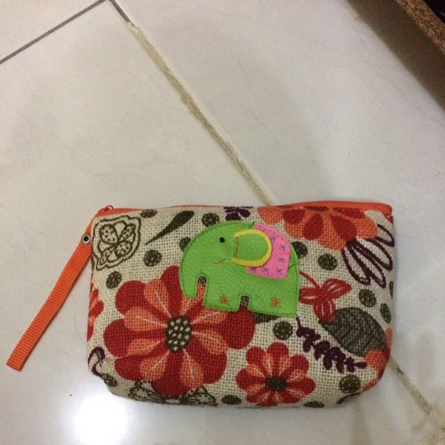 FREE ONGKIR elephant pouch