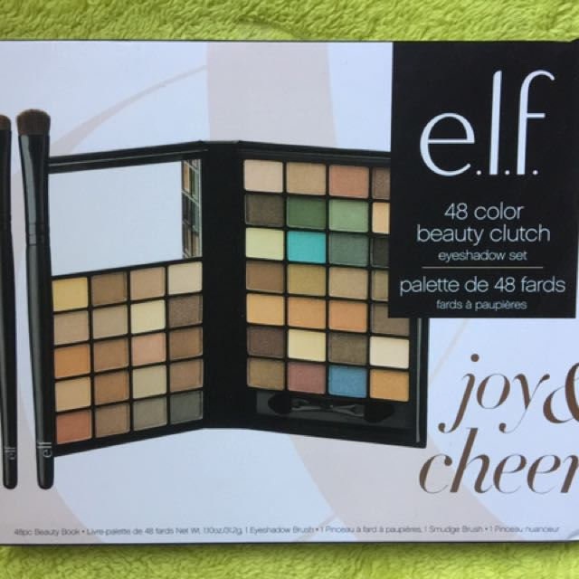 ELF 48 Color Beauty Clutch Eyeshadow Set