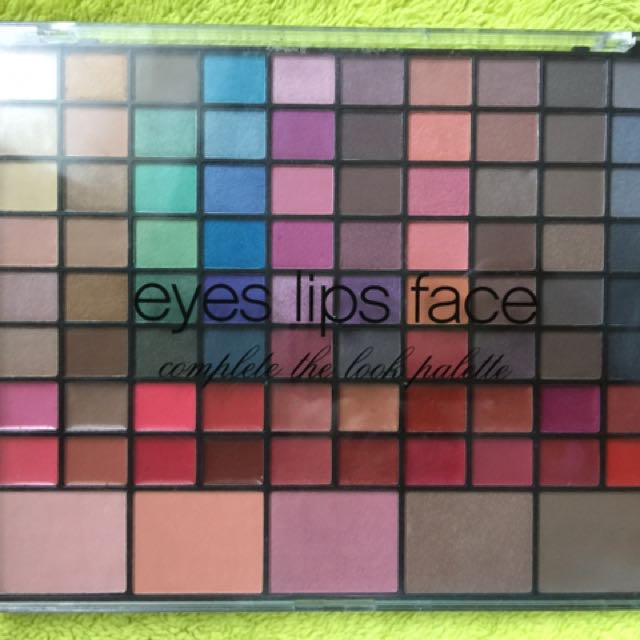 ELF Complete The Look Palette