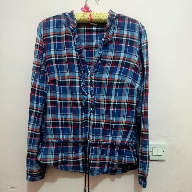 Esprit Flanel Shirt