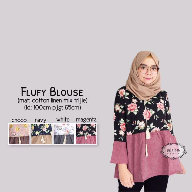 Flufy Blouse