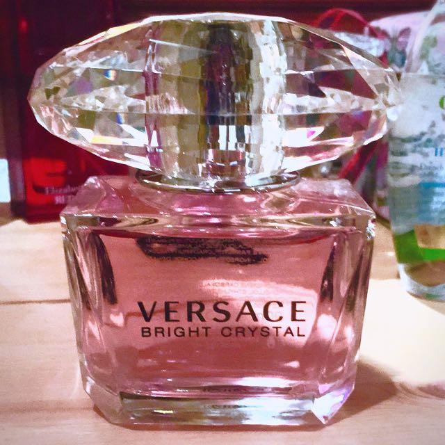 "90mL GENUINE Versace - ""Bright Crystal"""