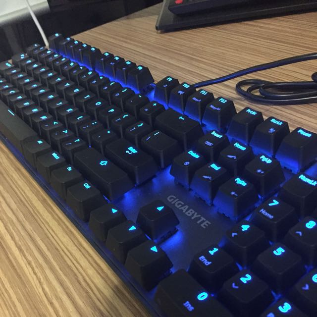 Gigabyte Force K85 Mechanical Keyboard