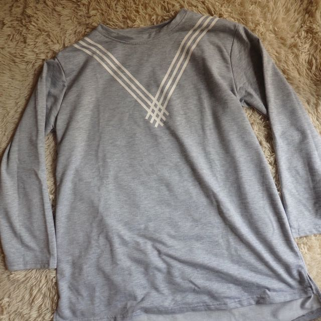 [ REPRICED ✨] - Grey Sweater Dress