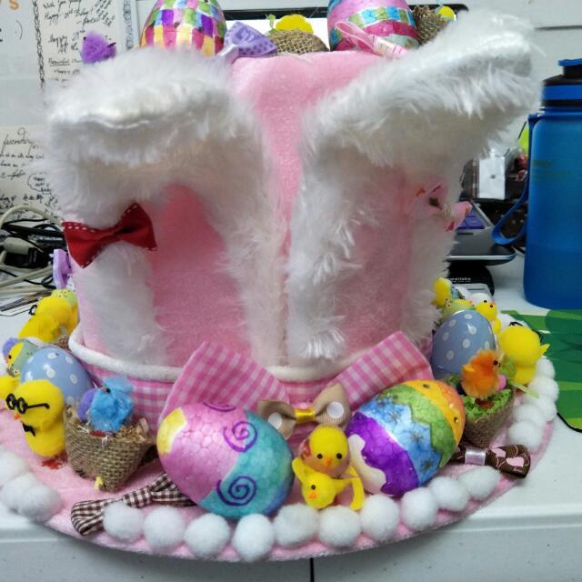 Handmade Easter Bonnet Hat