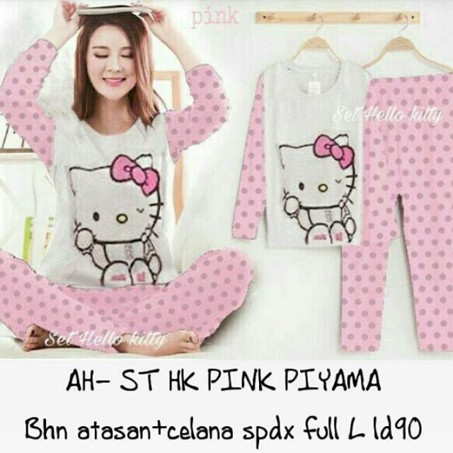 Hello Kitty Pijamas