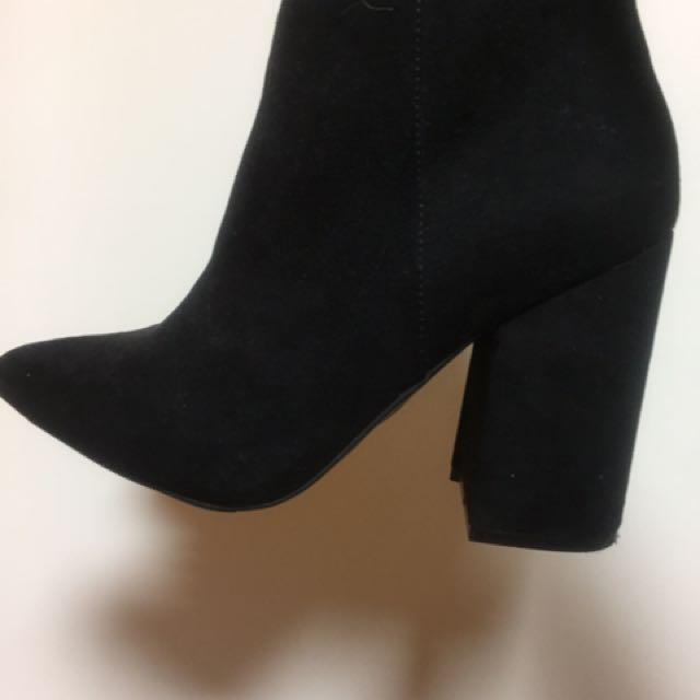 H&M尖頭靴
