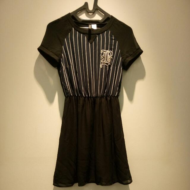 HnM Baseball Dress