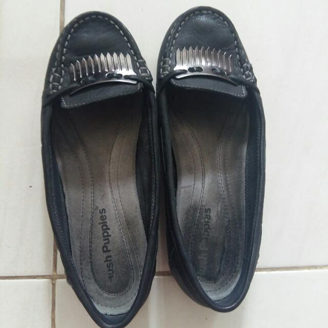 [Preloved] Hush Puppies Flat (Original)