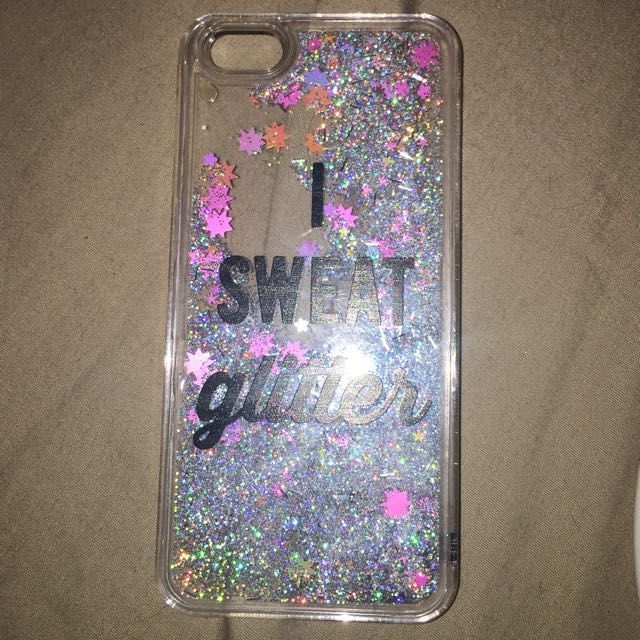 Iphone 5 Glitter Case