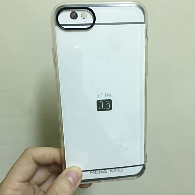 iPhone 7 Mega King透明手機殼