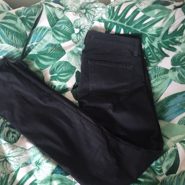 Jbrand Black Jeans