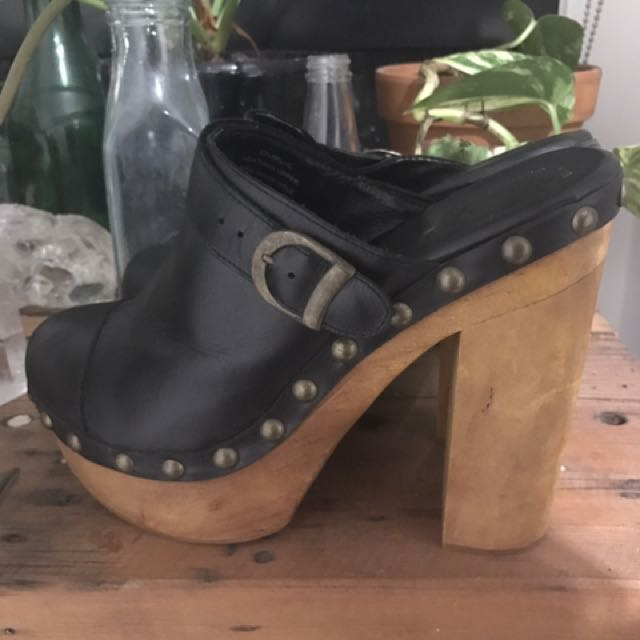 Jeffrey Campbell Clogs Mules
