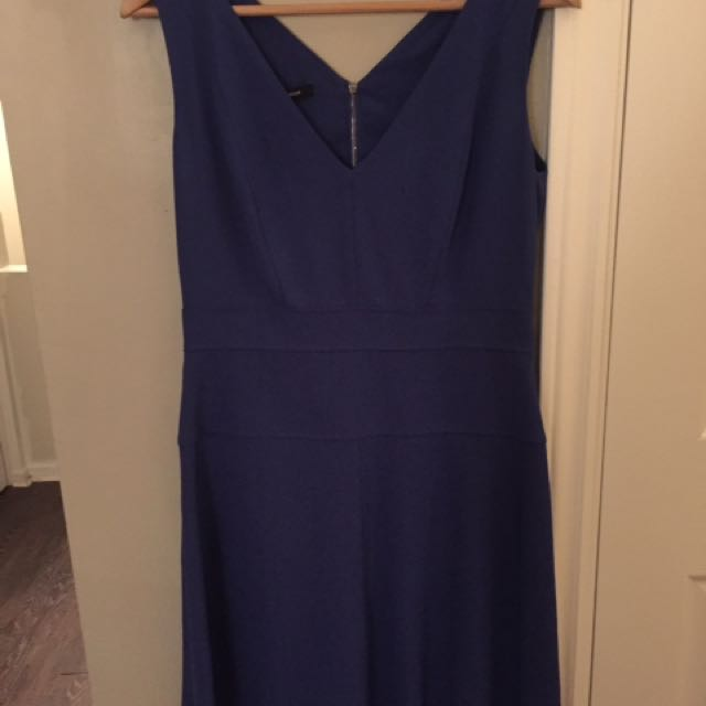 Judith & Charles Silk Dress