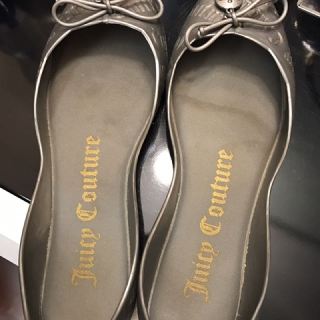 Juicy Couture Jelly Shoes