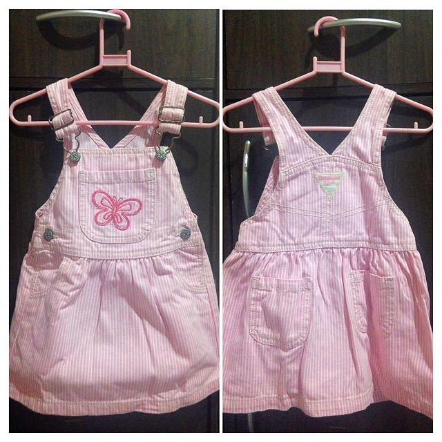 Jumper Dress Fit To 2-4yrs Old