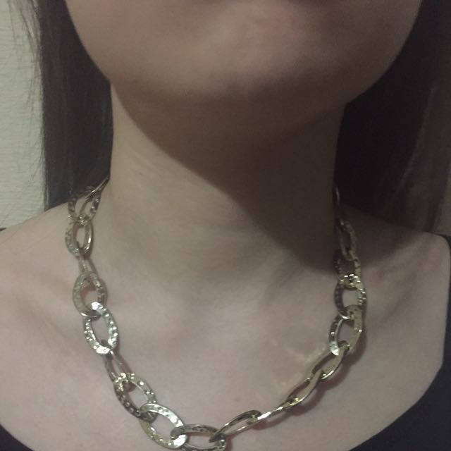 KALUNG GOLD CHAIN FOREVER 21