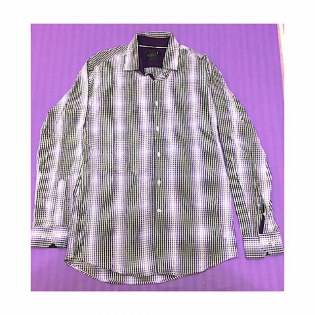 KENT Man Shirt Slim 16/34