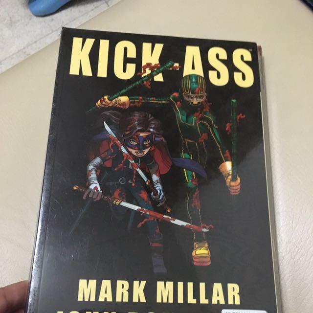 Kick-Ass 1 and 2