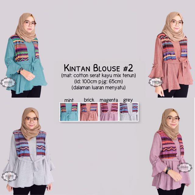 Kintan Blouse