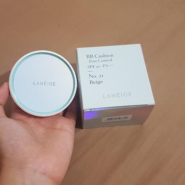 LANEIGE BB CUSHION SHADE 21 BEIGE