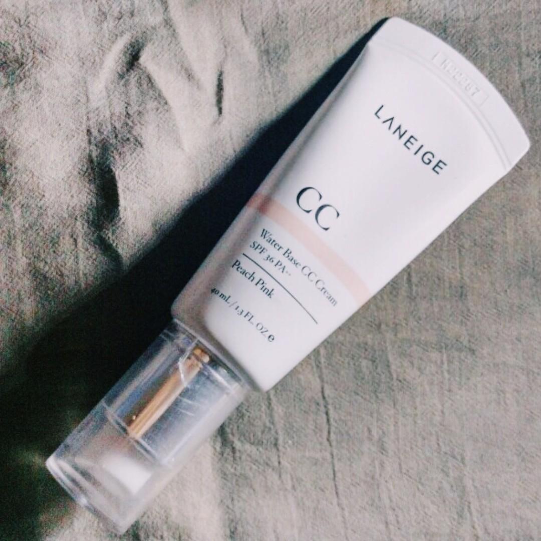 Laneige CC Cream Waterbase SPF 36