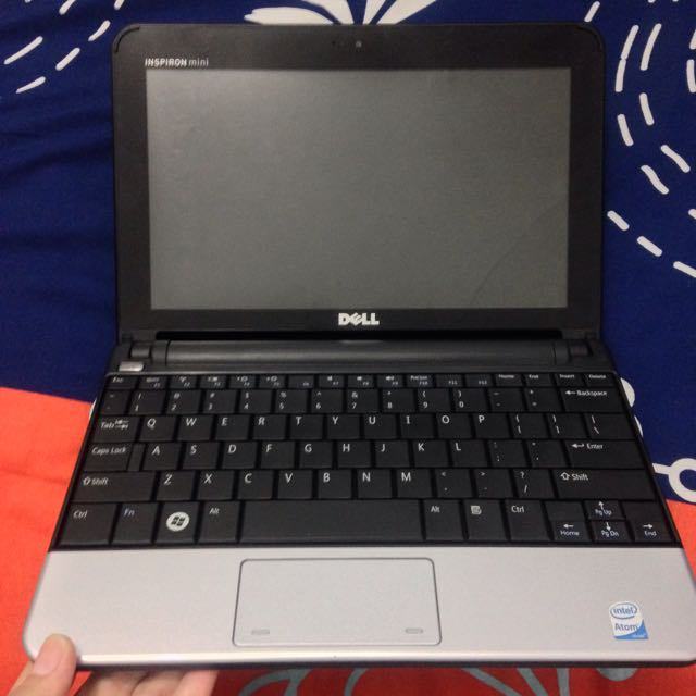 REPRICE LAPTOP DELL Inspiron Mini
