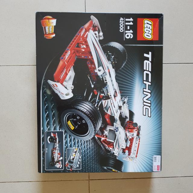 Lego Grand Prix Racer 42000