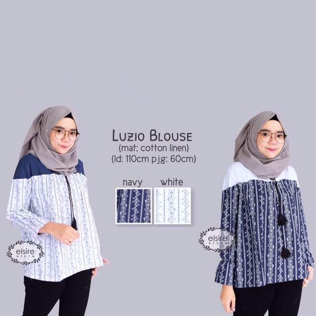 Luzio Blouse