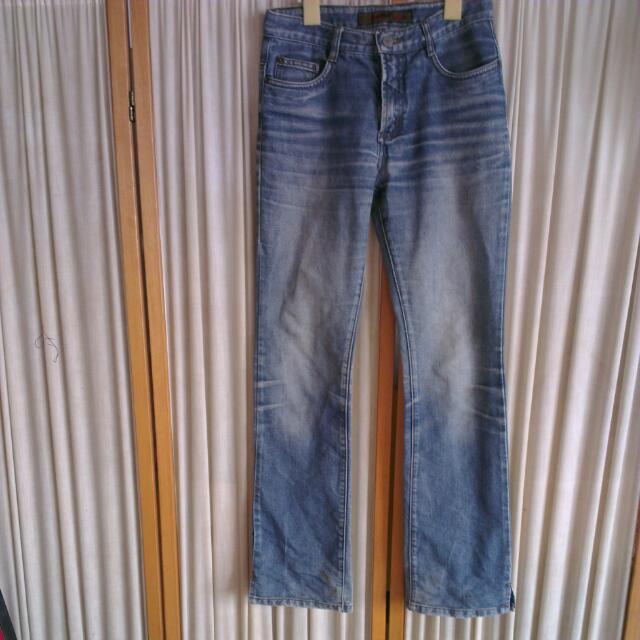 牛仔褲…M