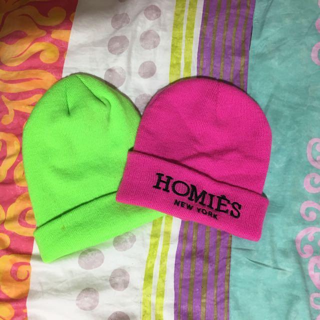 Made In Korea Beanie Hat