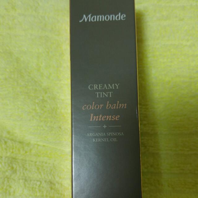 Mamonde 唇膏(粉桃色)