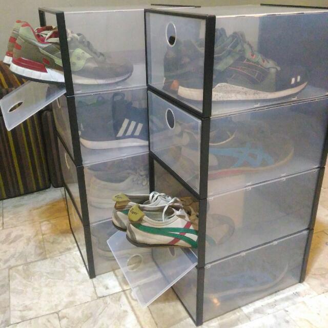 Matibay Na Shoe Box